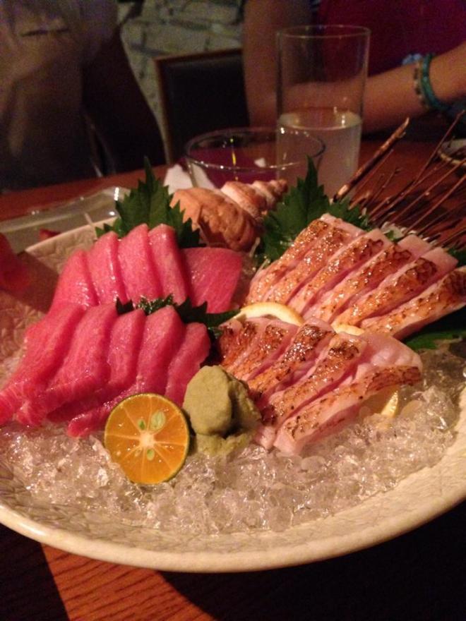 酒食廚房-生魚片