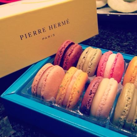 東京的禮物 PH macaron