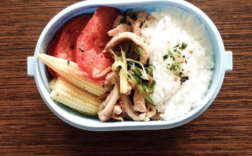 [Cold Dish Lunch Project] 「純樸夏日」之上班族自製冷便當午餐紀錄計畫 >>>>3