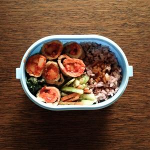 5 減肥驗收倒數/ 冷便當午餐