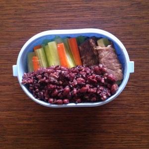 8 減肥驗收倒數 / 冷便當午餐