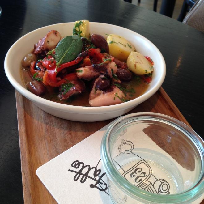 意式海鮮燉煮