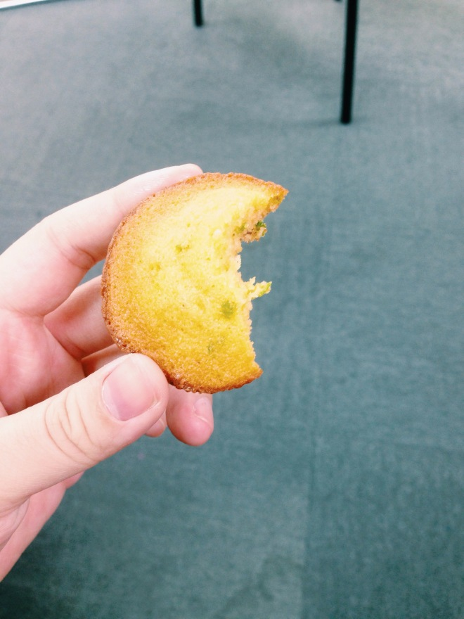 Lasharlote-lime Madeleine