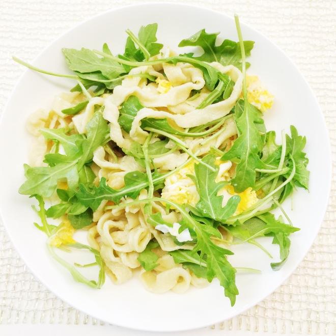 charlate-pasta-egg-rocket
