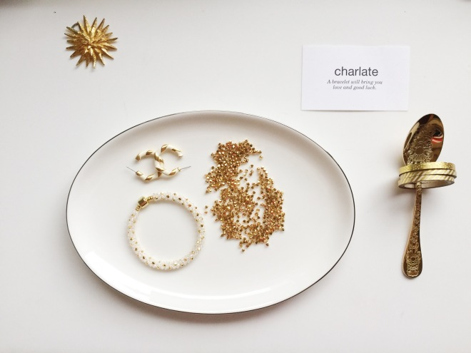 charlate-my golden age collection-handcrafted bracelet