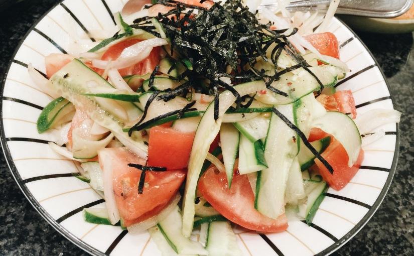 {food} [最近時常在家裡吃]自己做自己吃,我的早餐記錄與蕃茄料理,營養豐盛又健康食譜。