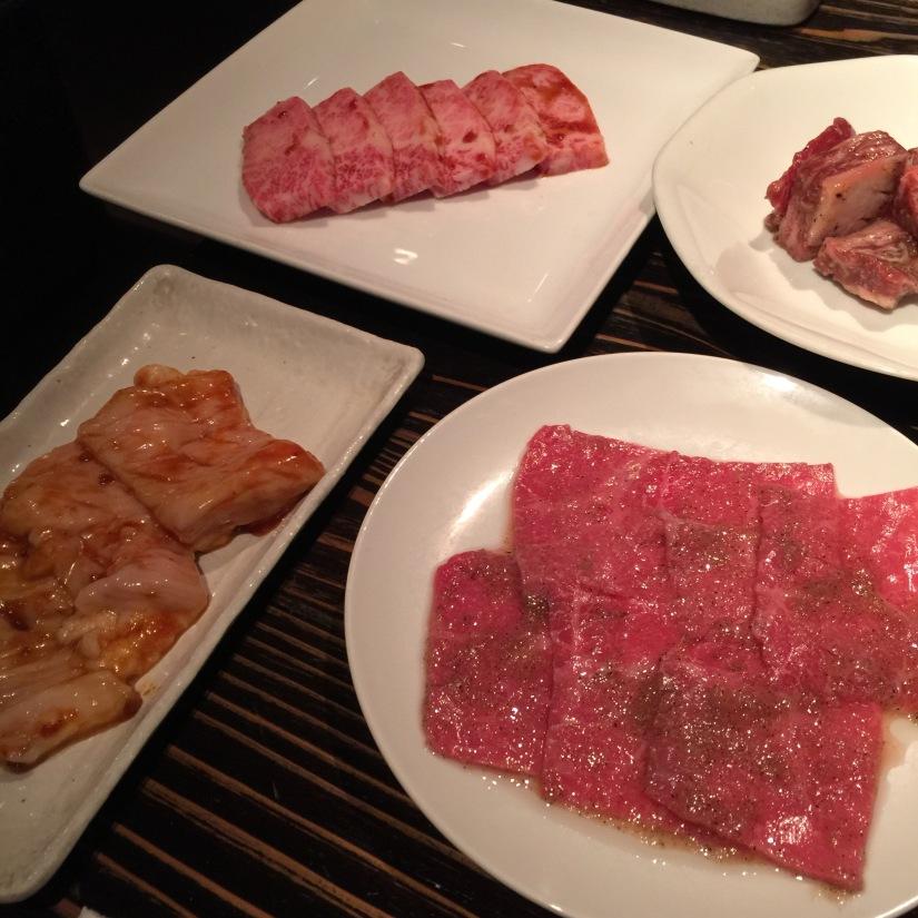 #日本仙台小姨子吃好寶之旅-日本東北仙台市區 必吃燒肉 炭燒金藏本店