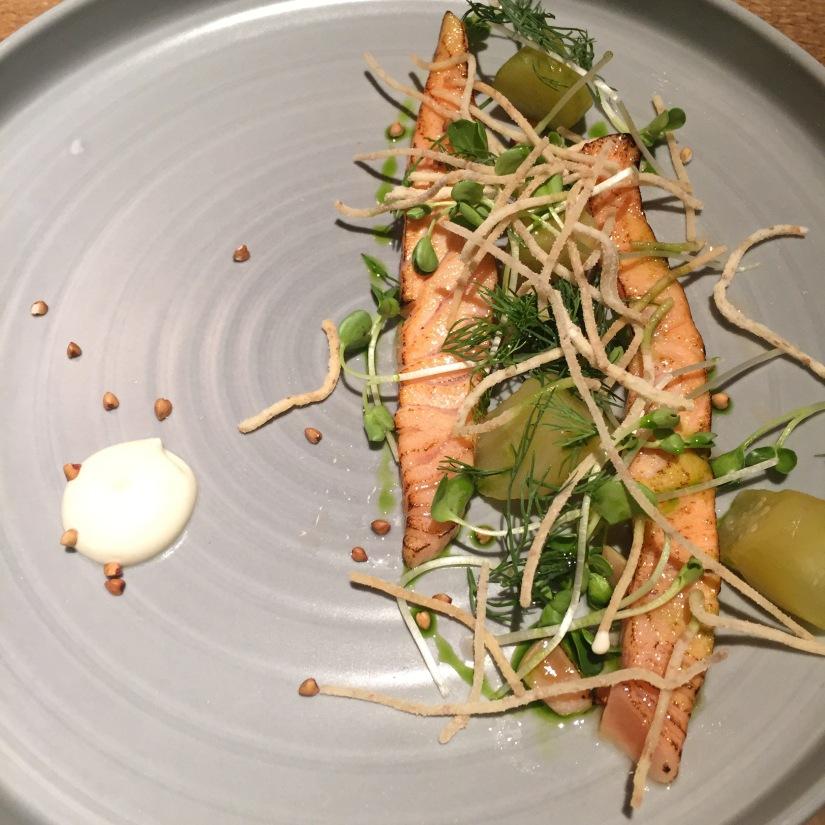 松山區 美食 敦化北 S Hotel 餐廳- HYG-頂級北歐料理-明星開餐廳