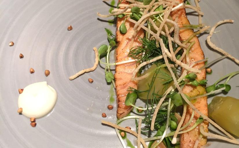 台北松山區 美食 敦化北 S Hotel 餐廳- HYG-頂級北歐料理-明星開的餐廳