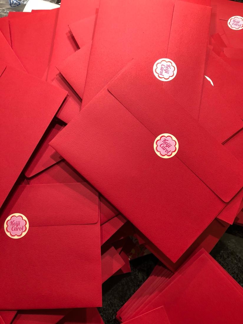 [婚禮籌備] 喜帖、新人貼紙、座位卡、酒單製作,平面製作物