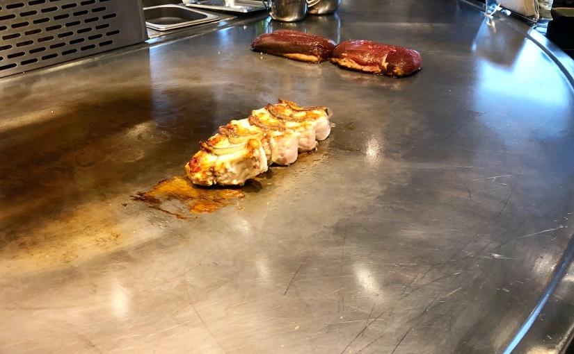 北台灣-宜蘭-饗宴鐵板燒套餐-吃食物最鮮甜的滋味